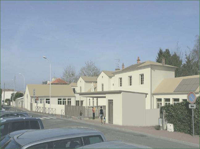 Ecole de Buxerolles