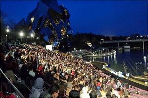 Optimisation sonore du spectacle nocturne du Futuroscope (86)