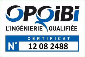 OPQIBI certification ingénierie en acoustique