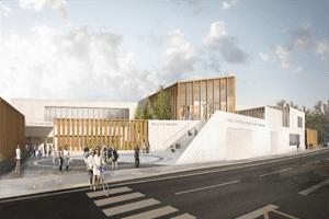 Lycée hôtelier de Gascogne à Talence (33)