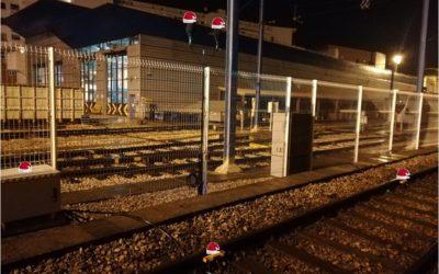 Système dédié de mesure de bruit ferroviaire