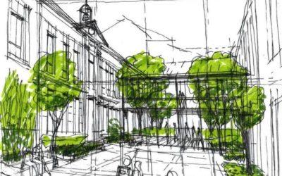 Restructuration de l'ancien lycée Vial à Nantes
