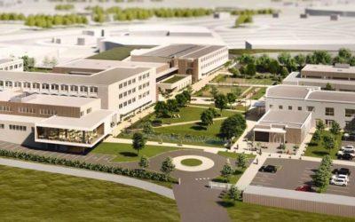 Restructuration et extension du Campus des Métiers de Niort (79)