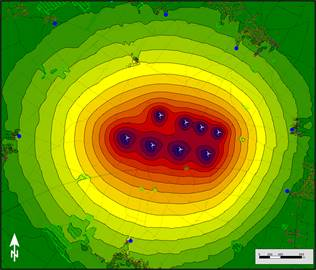 repowering eolien et impact environnemental