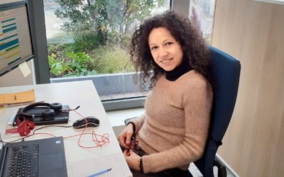 Federica Cipriani est responsable de notre bureau d'étude acoustique à Paris