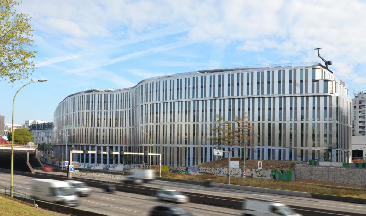 acoustique façade - projet view